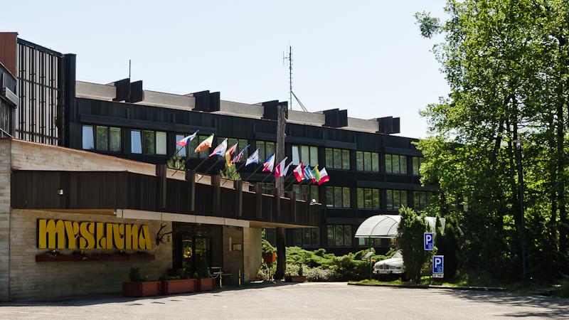 Hotel Myslivna*** - ubytování Brno Kohoutovice