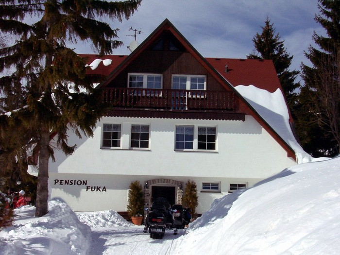 Pension FUKA Špindlerův Mlýn