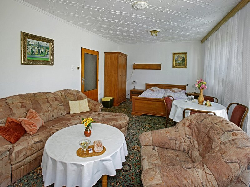 Pension Villa HANY *** Mariánské Lázně - Marienbad