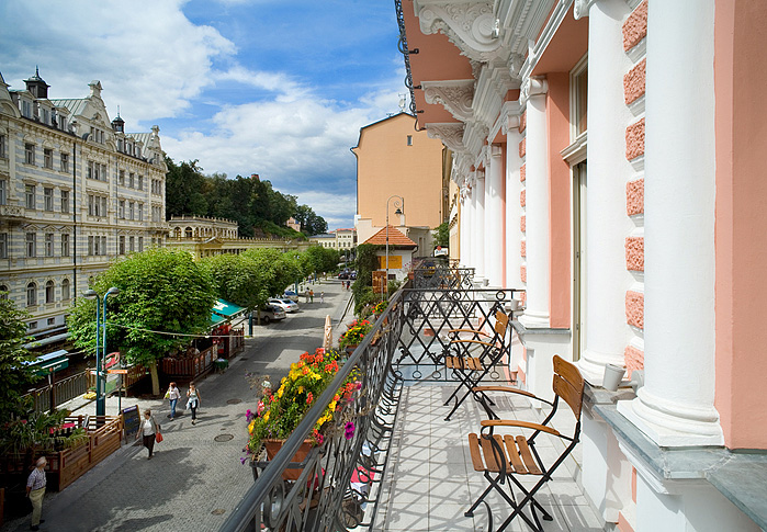 Hotel Karlovy Vary Salvator ****
