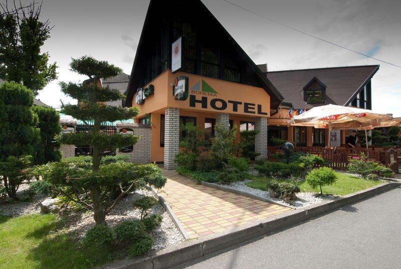Hotel Bohemia Františkovy Lázně