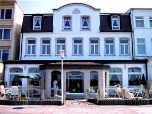 hotel strandvilla norderney norderney insel pensionhotel. Black Bedroom Furniture Sets. Home Design Ideas